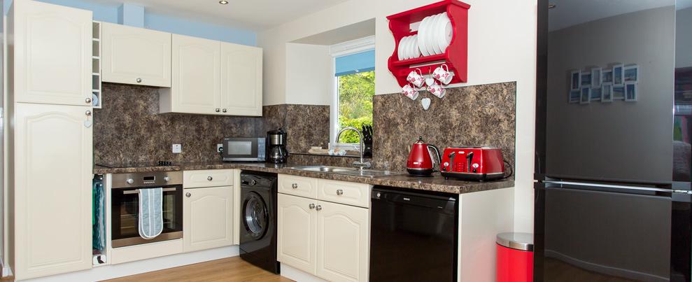 Creel Cottage Kitchen / Living / Diner