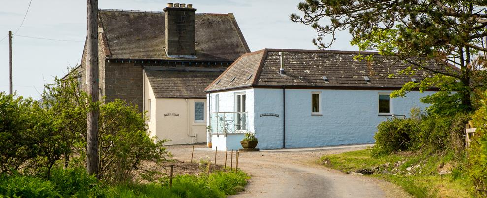 Creel Cottage - Ross Bay