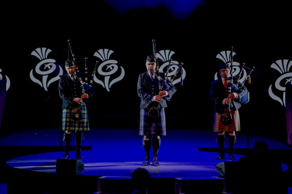 Scottish Thistle Awards Pipers